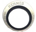 HERMES(エルメス)の古着「リング」|シルバー