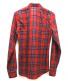 GIVENCHY (ジバンシー) チェックシャツ レッド×ネイビー サイズ:14 1/2 37:17800円