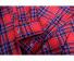 中古・古着 GIVENCHY (ジバンシー) チェックシャツ レッド×ネイビー サイズ:14 1/2 37:17800円