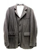 YAECA(ヤエカ)の古着「テーラードジャケット」 カーキ