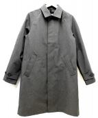 THE NORTH FACE(ザノースフェイス)の古着「ALPHADRY HYVENT COAT」|グレー
