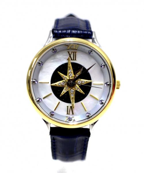 STAR JEWELRY(スター・ジュエリ)STAR JEWELRY (スタージュエリー) LIGHT ON TIME WATCH ホワイト 定価27,000円税抜 クリスマス限定の古着・服飾アイテム