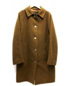 MACKINTOSH(マッキントッシュ)の古着「ウールコート」|ブラウン