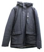 SAVE THE DUCK(セイブ ザ ダック)の古着「中綿コート」|ブラック
