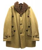 Needles(ニードルス)の古着「アルパインショールカラー中綿コート」|ブラウン