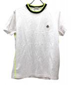 MONCLER(モンクレール)の古着「Tシャツ」|ホワイト