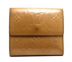 LOUIS VUITTON(ルイヴィトン)の古着「3つ折り財布」|ベージュ