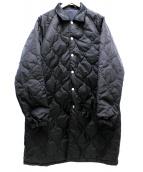 Sunny Sports(サニースポーツ)の古着「リバーシブルコート」|ブラック