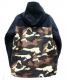 Columbia (コロンビア) ラビリンスキャニオンパターンドジジャケット ブラック×カーキ サイズ:XL 参考定価15.000円+税:7800円