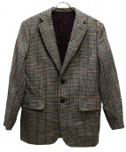 Paul Smith London(ポールスミスロンドン)の古着「テーラードジャケット」|グレー