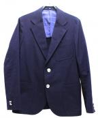 The Stylist Japan(ザスタイリストジャパン)の古着「2Bジャケット」|ネイビー