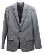 Martin Margiela14(マルタンマルジェラ14)の古着「2Bジャケット」|グレー