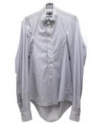 Hed Mayner(ヘド メイナー)の古着「シャツ」|ネイビー