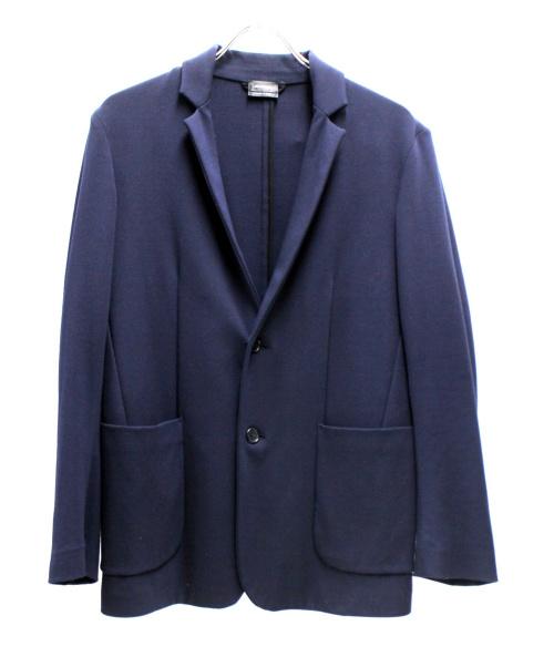 JIL SANDER(ジルサンダー)JIL SANDER (ジルサンダー) 2Bジャケット ネイビー サイズ:Sの古着・服飾アイテム
