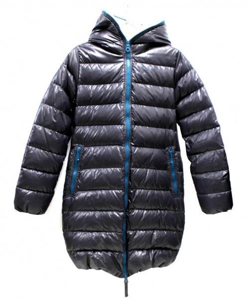 DUVETICA(デュベティカ)DUVETICA (デュベティカ) ダウンコート ネイビー サイズ:40 ACEの古着・服飾アイテム