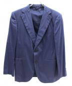 Belvest(ベルベスト)の古着「テーラードジャケット」|ネイビー