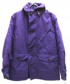 N.HOOLYWOOD(エヌハリウッド)の古着「ライナー付ジャケット」|パープル