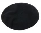 BORSALINO(ボルサリーノ)の古着「ベレー帽」|ブラック