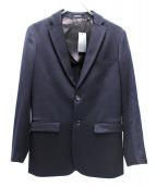 KNOTT(ノット)の古着「テーラードジャケット」|ネイビー