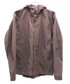 ARCTERYX VEILANCE(アークテリクス ヴェイランス)の古着「イソゴンフーデットジャケット」|カーキ