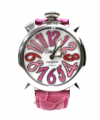 Gaga Milano(ガガミラノ)の古着「腕時計」