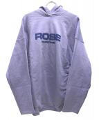 Martine Rose(マーティン ローズ)の古着「プルオーバーパーカー」|ブルー