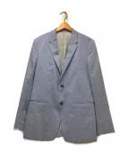 theory()の古着「2Bジャケット」 ブルー