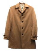 UNIVERSAL LANGUAGE(ユニバーサルランゲージ)の古着「ウールコート」|ブラウン