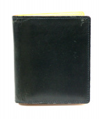 GANZO(ガンゾ)の古着「2つ折り財布」|グリーン