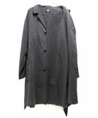 Porter Classic(ポータークラシック)の古着「テンセルコート」|ブラック