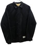WACKO MARIA(ワコマリア)の古着「裏ボアコーチジャケット」|ブラック