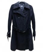 POLO JEANS CO.(ポロジーンズカンパニー)の古着「トレンチコート」|ネイビー