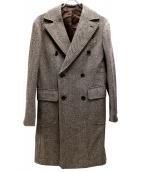RING JACKET(リングジャケット)の古着「チェスターコート」|ブラウン
