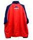 adidas (アディダス) [古着]90sパフォーマンスロゴ刺繍ジャケット レッド×ネイビー サイズ:XL:3980円