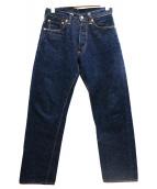 EVISU(エビス)の古着「10周年記念デニムパンツ」|インディゴ