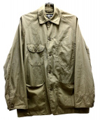 MONITALY(モニタリー)の古着「ミリタリーカバーオール」|カーキ