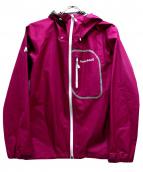 mont-bell(モンベル)の古着「トレンチフライヤージャケット」|ピンク