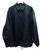 LAD MUSICIAN(ラッドミュージシャン)の古着「コーチジャケット」|ブラック