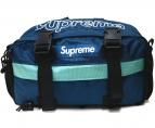 Supreme(シュプリーム)の古着「ウエストバッグ」 ブルー