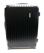 RIMOWA(リモワ)の古着「サルサスーツケース」 ブラック