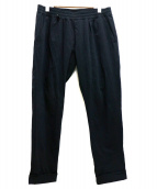 uniform experiment(ユニフォームエクスペリメント)の古着「テーパードパンツ」|ブラック