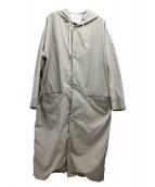 DROLE DE MONSIEUR(ドロール ド ムッシュ)の古着「ナイロンコート」|ベージュ