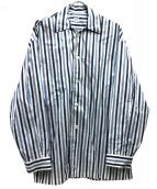 E.TAUTZ(イートーツ)の古着「パジャマシャツ」 ホワイト