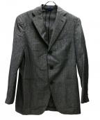 Belvest(ベルベスト)の古着「3Bテーラードジャケット」|グレー