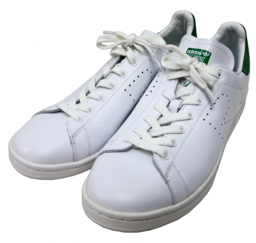adidas by RAF SIMONS(アディダス バイ ラフシモンズ)adidas by Raf Simons (アディダス バイ ラフシモンズ) スタンスミス ホワイト サイズ:27.5cm B24051の古着・服飾アイテム