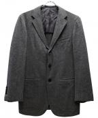 RING JACKET(リングジャケット)の古着「2Bジャケット」 グレー