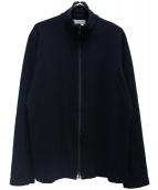 YohjiYamamoto pour homme(ヨウジヤマモトプールオム)の古着「ハイネックジップアップスウェット」|ブラック
