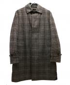五大陸(ゴタイリク)の古着「ライナー付ステンカラーコート」 グレー