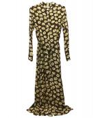 Plage(プラージュ)の古着「レーヨンシャツワンピース」|ブラウン