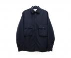 CORONA×A-1 CLOTHING(コロナ×A-1クロージング)の古着「コンバットハイカーシャツ」|ブラック